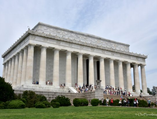 Lincoln Memorial - Washington DC