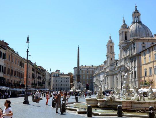 Piazza Novona - Italy