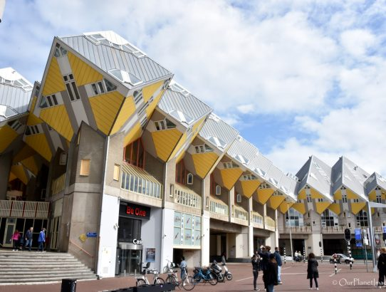 Cube Houses - Netherlands