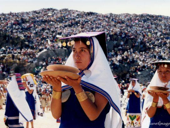 Inti Raymi Festival - Peru