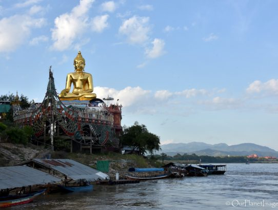 Golden Triangle - Thailand, Myanmar and Laos