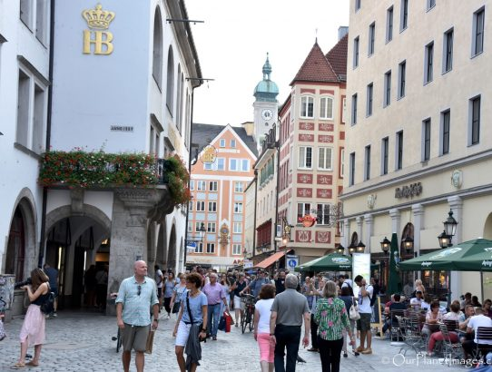 Old Town Munich - Germany