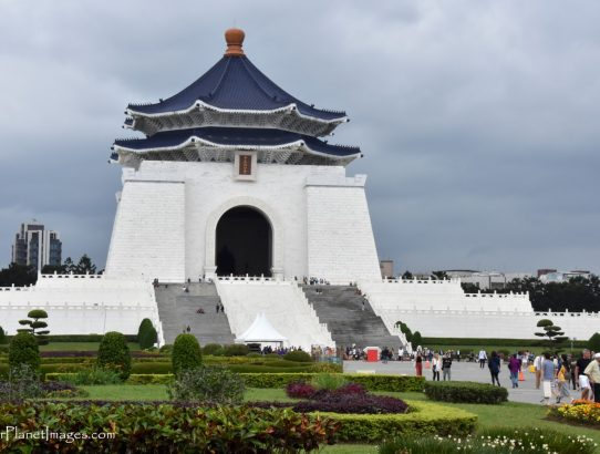 Chiang Kai-shek Memorial Hall - Taiwan