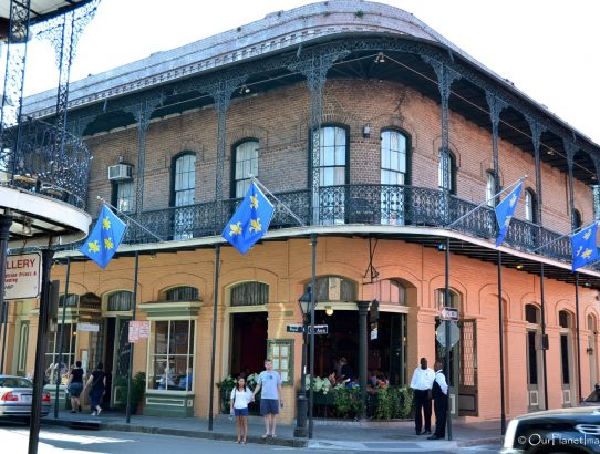 French Quarter - Louisiana